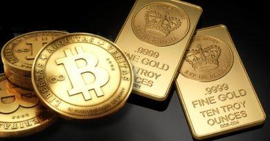 Bitcoin mais valioso que o Ouro!