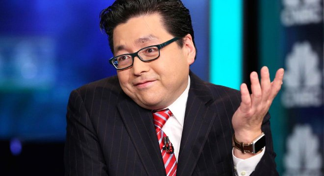 Tom Lee - Oportunidade de comprar bitcoin